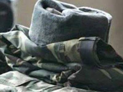 Погибший десантник. Фото: newspax.ru