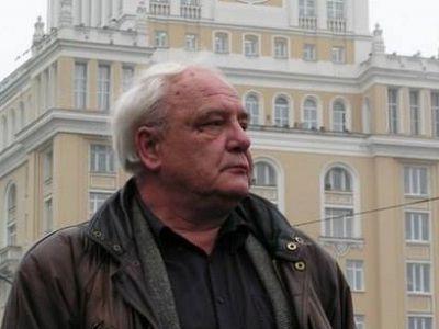 Владимир Буковский. Фото Анастасии Кириленко