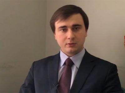 Юрист ФБК Иван Жданов. Фото: krasnodar.rnsinfo.ru