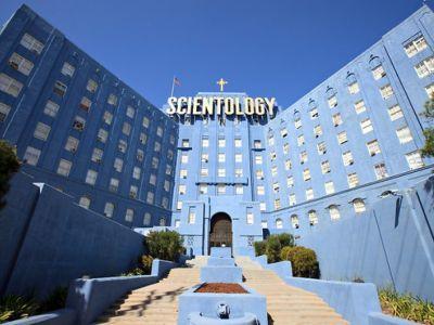 Саентологическая церковь. Фото: Sm-news.ru