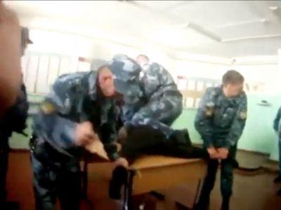 """Пытки в Ярославской колонии. Фото: """"Новая газета"""""""