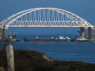 Крымский мост. Фото: ТАСС