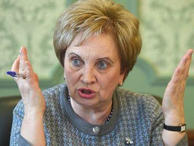 Ольга Егорова. Фото: Александр Миридонов / Коммерсант