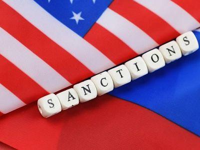 Санкции США.  Фото: nsn.fm