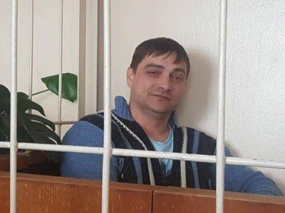 Экоактивист Вячеслав Егоров. Фото: twitter.com