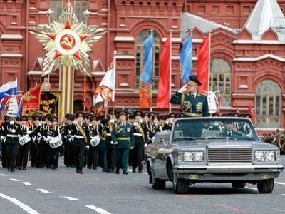 Парад Победы в Москве. Фото: живуспортом.рф