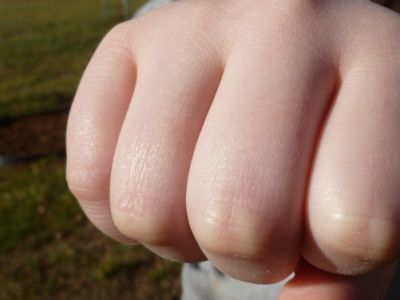 Детский кулак. Фото: regnum.ru