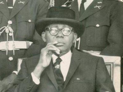 Франсуа Дювалье, основатель династии пожизненных президентов Гаити. Фото: culturacolectiva.com