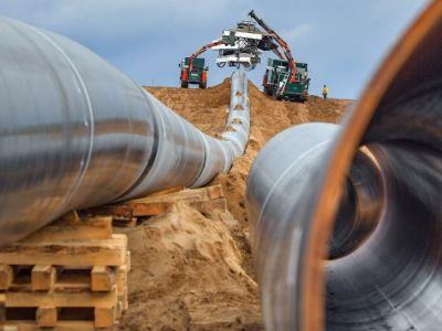Газопровод. Фото: Patrick Pleul / DPA/ТАСС