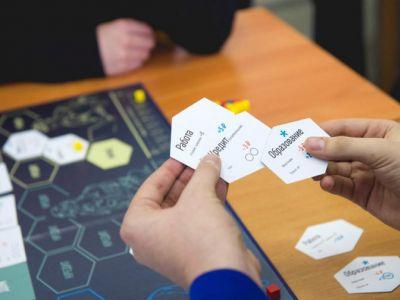 """Настольная игра """"Не в деньгах счастье"""". Фото: happiness_tournament / vk.com"""