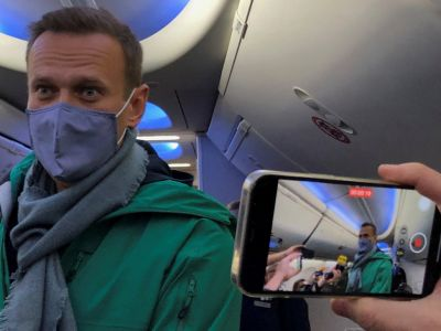 Алексей Навальный. Фото: Reuters